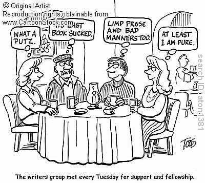 Writing Critique Group