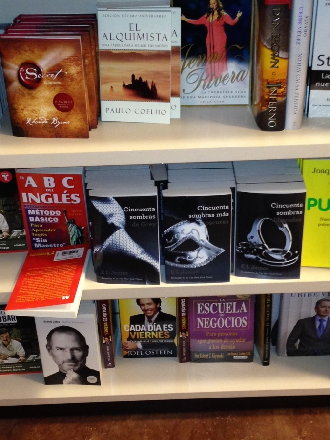 Spanish fiction airport